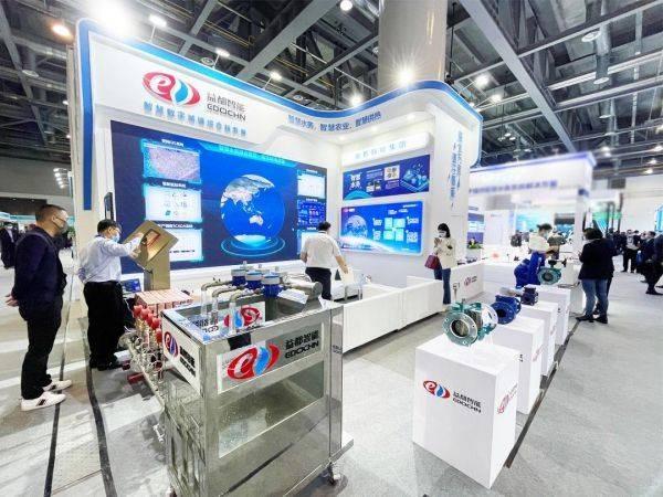 2020杭州水展—益都智能携多款创新产品匠心亮相