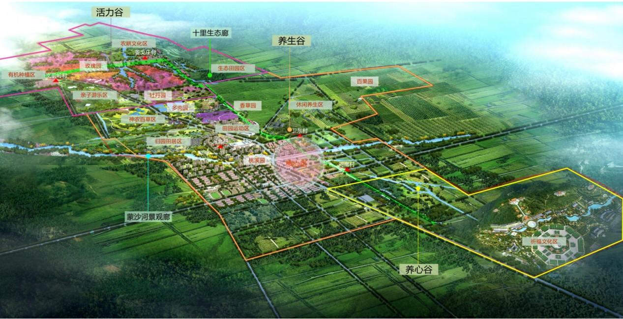 扎根农业 服务三农,农湾科技创新打造农文旅融合发展模式