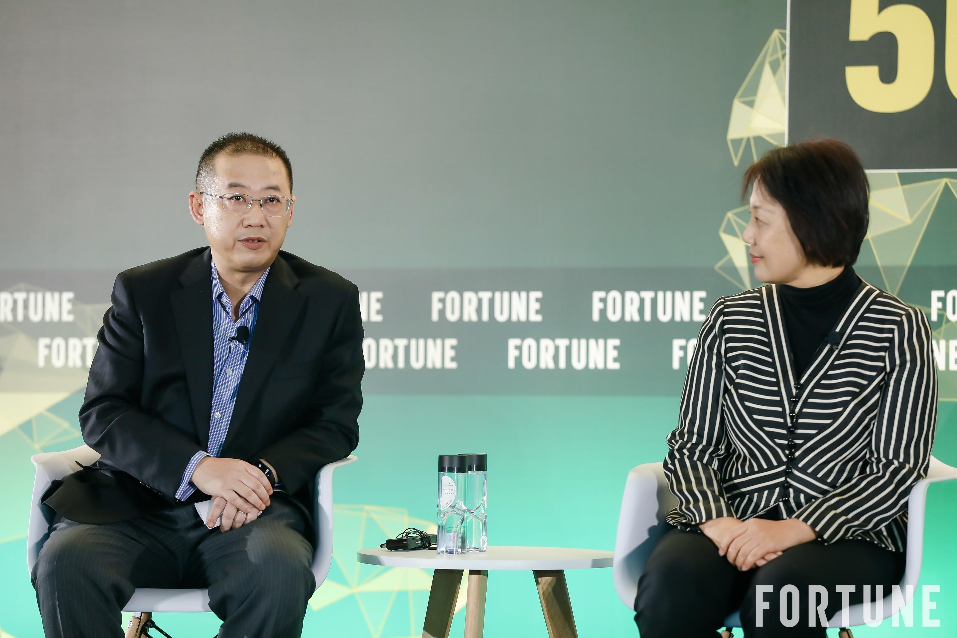 光大控股王欧出席《财富》世界500强峰会:中国创新力进入2.0时代