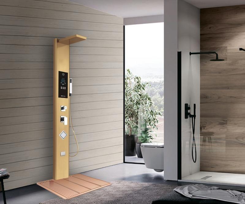 诺贝康推出EasySet集成淋浴系统 舒适沐浴体验获追捧