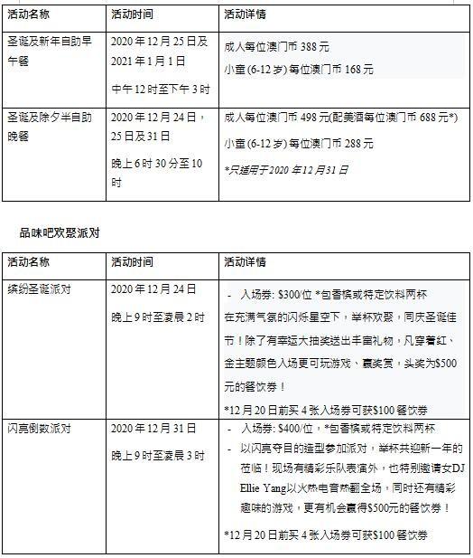 银河娱乐集团: 欢庆缤纷佳节 开启无限精彩