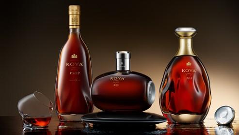koya可雅XO白兰地:新一代中产的心头好物