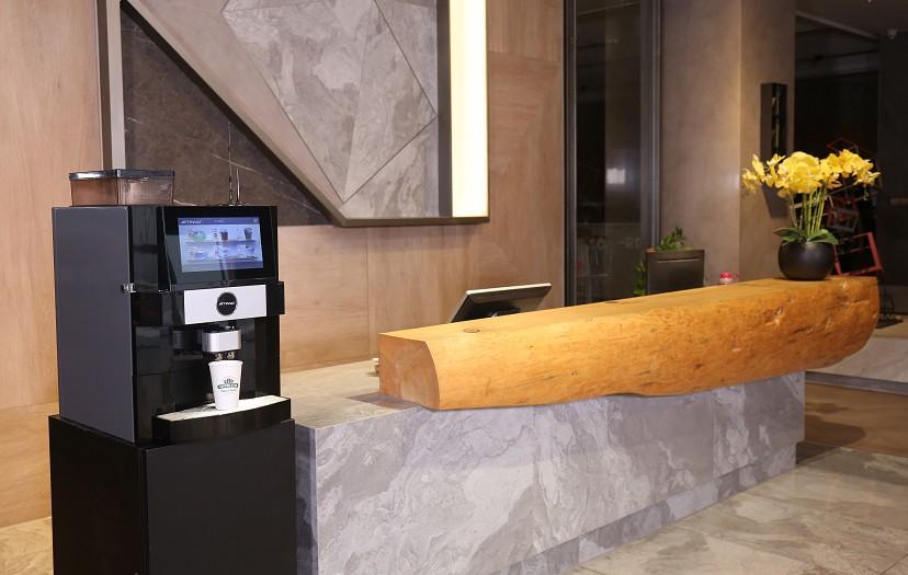 办公室现磨咖啡售卖机,无人企业用咖啡机