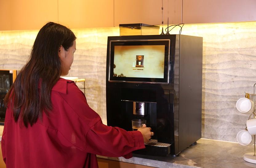 办公室咖啡机,现磨咖啡自助售货机,咖啡机优惠