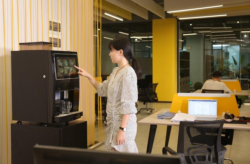 全自动现磨咖啡售货机哪家好,十大办公室咖啡机品牌