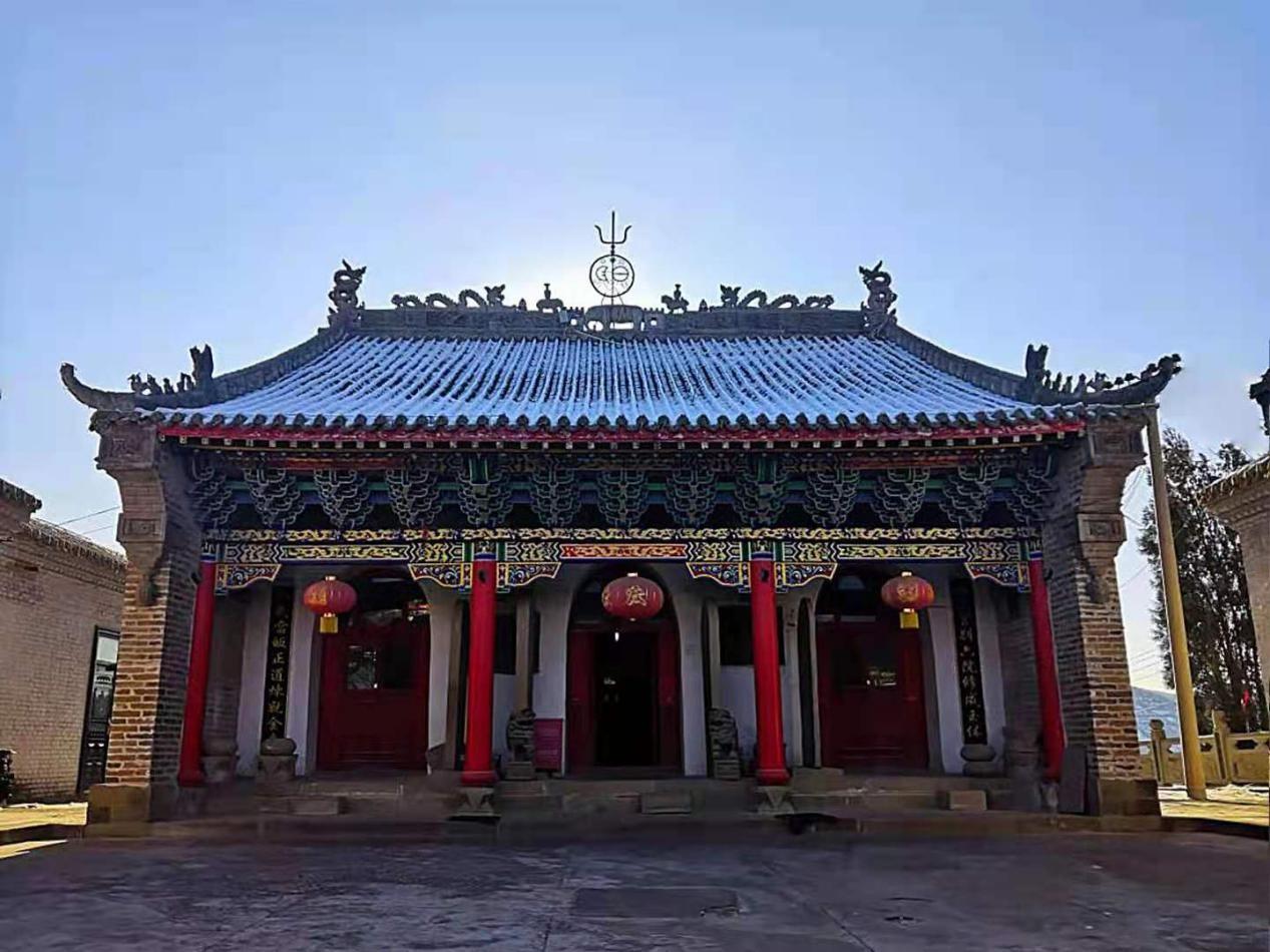 红色南丰寨 获批AAA国家级旅游景区