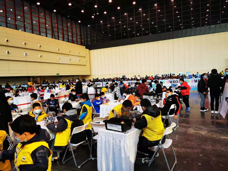 WRO世界青少年机器人奥林匹克竞赛成功举办