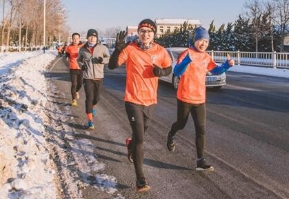 全国云开跑!万科新年跑与28万跑者一同迎新年