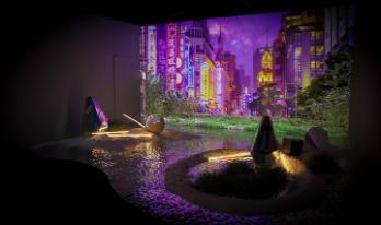 Soul携手国际知名艺术家,打造灵魂奇境艺术展