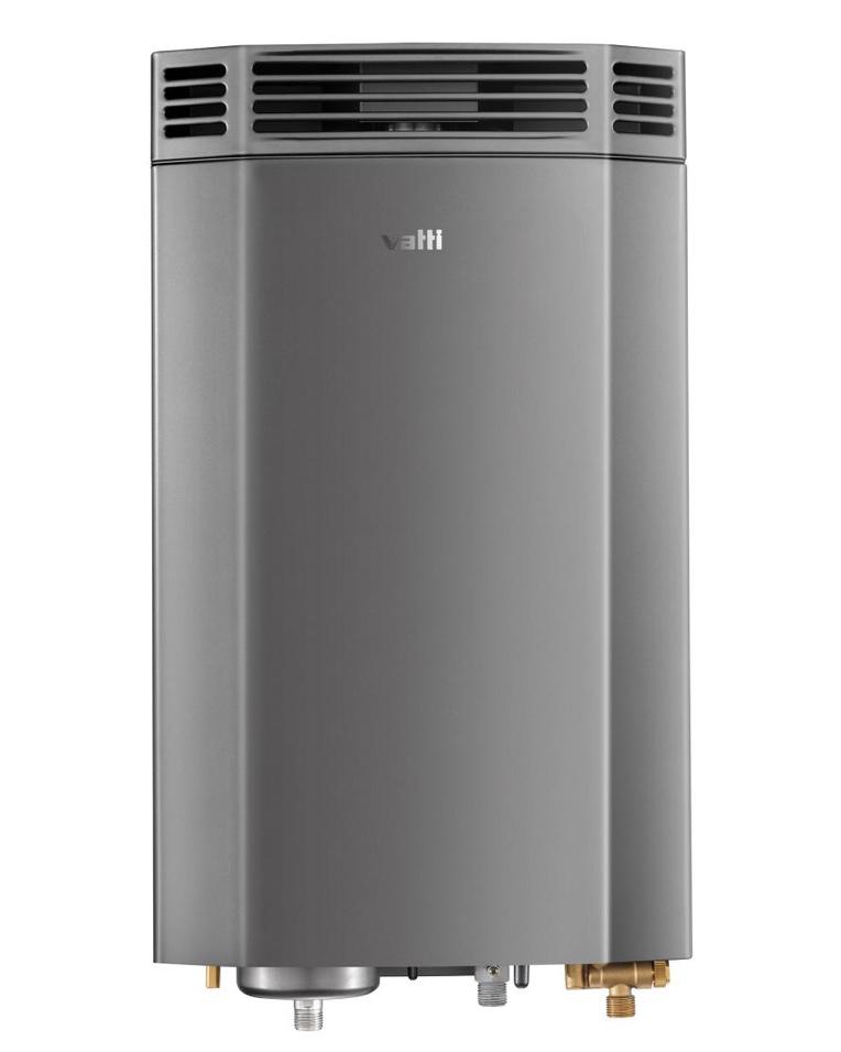 恶劣天气安享舒适恒温浴,华帝室外型燃气热水器GW5凭实力说话