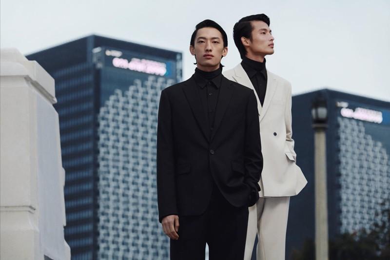 美邦服飾旗下品牌,ME&CITY21春季大片發布,帶你尋覓都市生活的寂靜與安寧