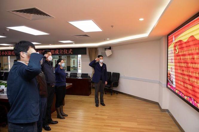 战疫故事 ▏刘勇:我是一名党员,哪里需要就去哪里战斗!