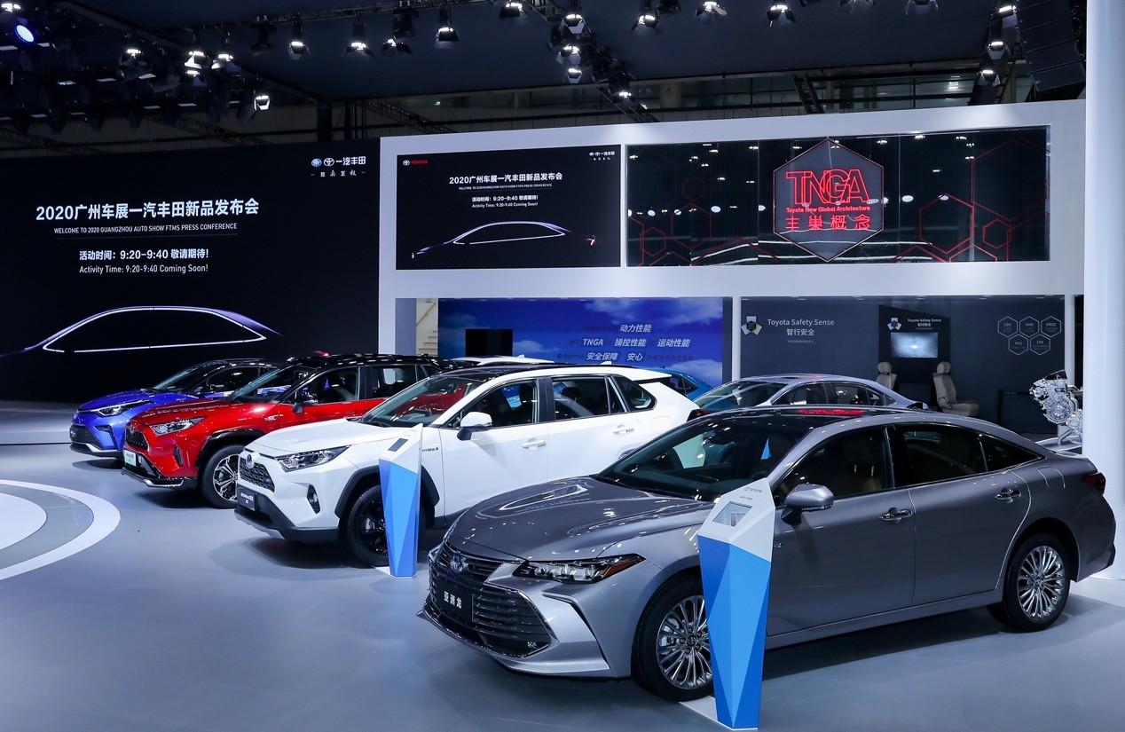 踏准新能源市场节奏,一汽丰田凭技术与品质抢占发展先机