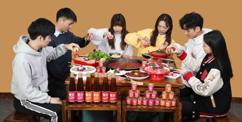 馨田火锅油碟A系列新品重磅上市,为麻辣火锅注入新活力