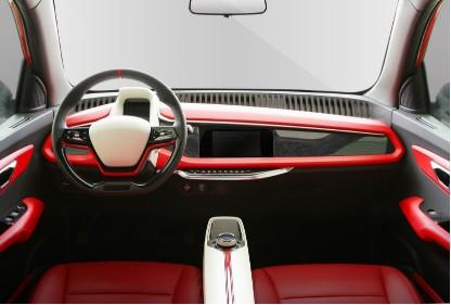 朋克MINI EV下线异常火爆 2021年将推出三款全新车型(图8)