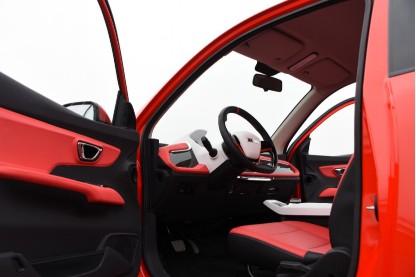 朋克MINI EV下线异常火爆 2021年将推出三款全新车型(图10)