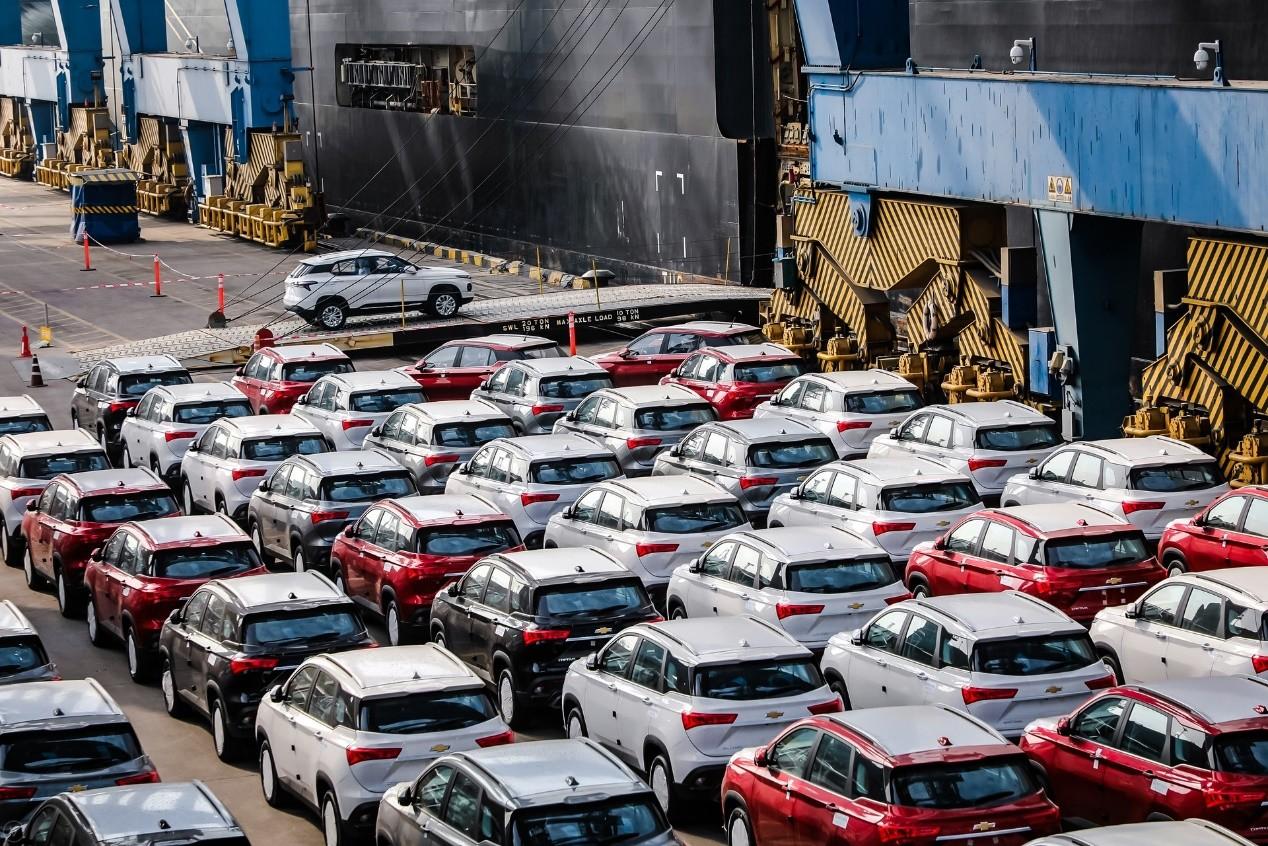 2021年首航!全球车宝骏530首次出口墨西哥