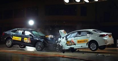 碰撞测试结束后,你确定;了解卡罗拉到底是什么样的车吗?