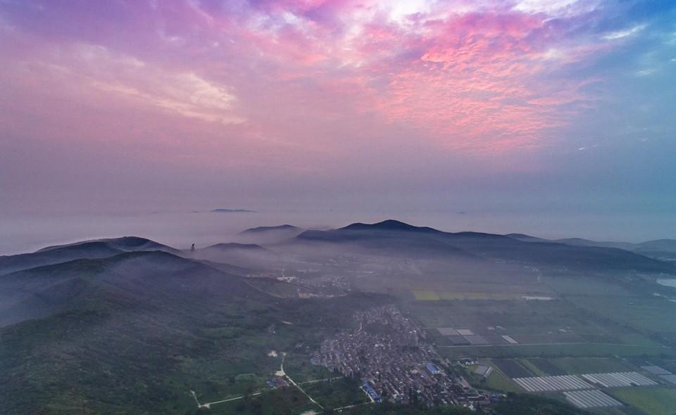 拈花湾文旅解码城市文化,创新表达加速城市更新