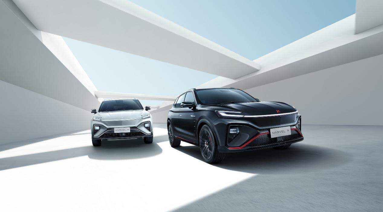 全球首款5G智能SUV——MARVEL R重磅上市,售价仅21.98万元起
