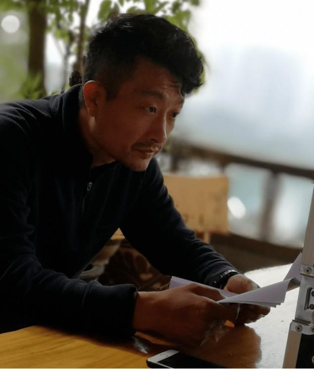 孙浩洋新作《对决无声》投资杀青啦 既是机遇也是挑战