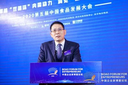 君智战略咨询董事徐廉政:创造品牌独特价值 走品牌发展之路