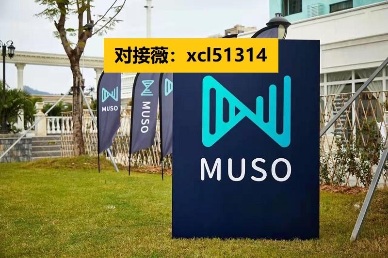 【揭秘】MUSO公链怎么注册?马其顿真的是操盘手吗?