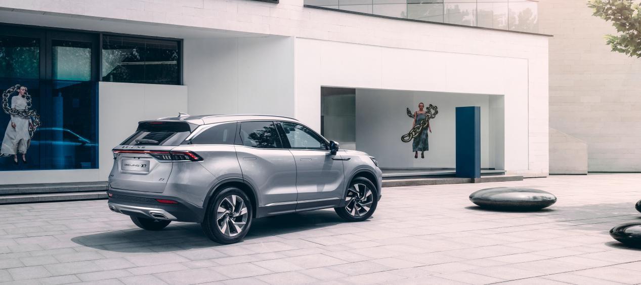 送宝宝一辆车,准爸爸在RX5 MAX选了更实惠的BEIJING-X7