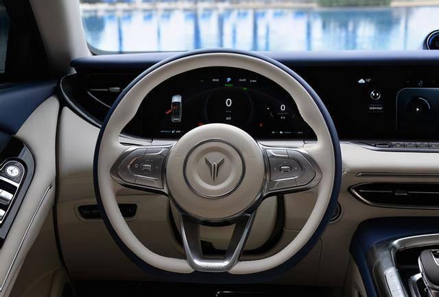 4.6S破百,带可升降三联大屏,国产中大型豪华SUV岚图下线