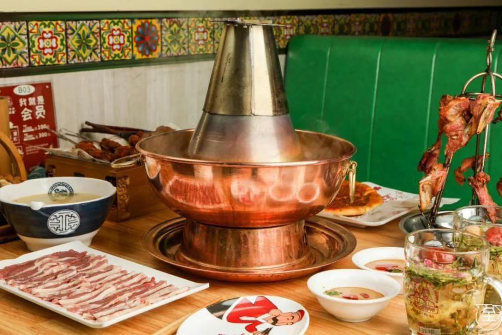 阿不拉兄弟羊肉串&铜炉火锅,一张新疆美食的味觉名片