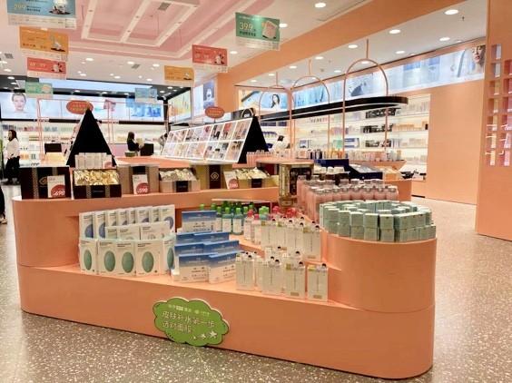 知乎城市首次跨界美妆,木星予糖零售体验升级