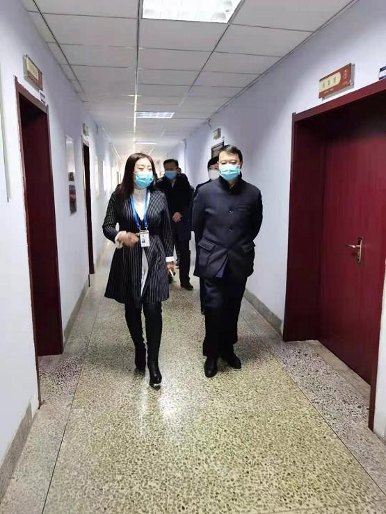 王庭凯副省长现场调研医药健康产业——长春雷允上药业