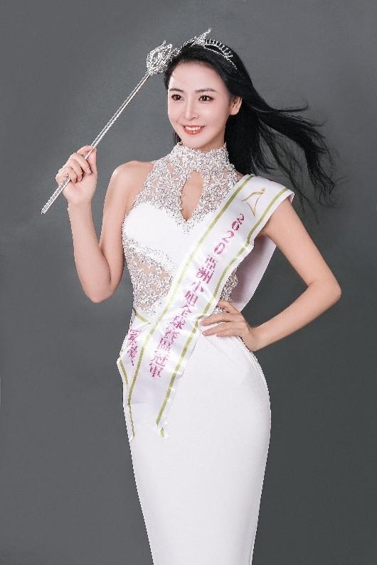 2020亚洲小姐吴丹最后的比赛完美收官,携《你好,安怡》逐梦演艺圈