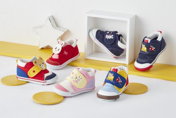 MIKI HOUSE新系列|兴奋迎春,由舒适的童鞋开始!