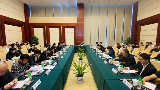 """凝心聚力,一路""""犇""""腾! 深圳文化产权交易所2021年年会圆满举行"""