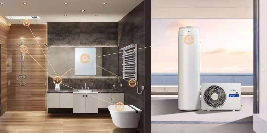 海尔热水器拿下2个世界第一:电热9连冠、空气能2连冠