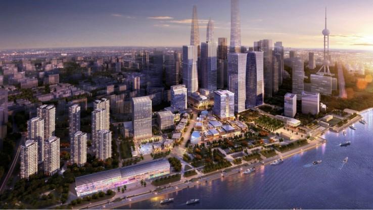 广船入驻广州城芯,新一代地标正乘势而起