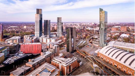 聯盟地產分析:英國明日之星曼徹斯特,房產潛力大,三地段將大漲