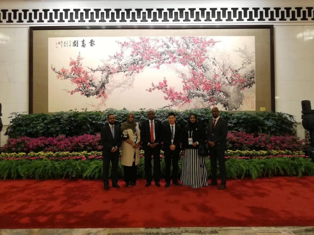 茗唐中式茶创始人薛锦山与50多个非洲元首共同受邀出席中非合作论坛北京峰会
