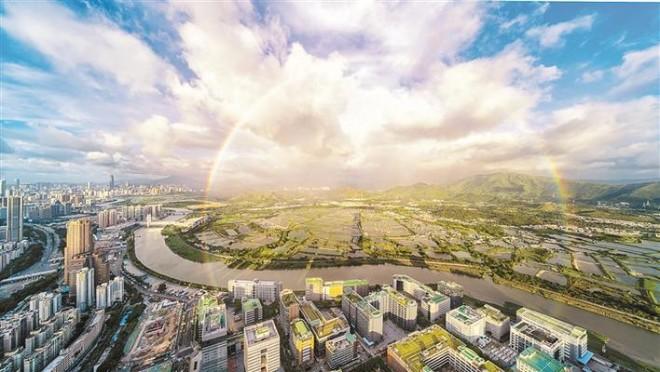 香蜜湖新金融中心提速 引大批科技新贵趁低吸纳这个优质资产