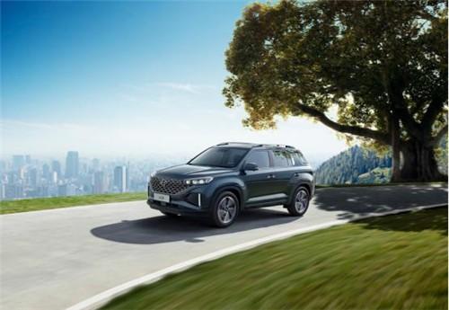 SUV哪个品牌空间大,内饰好,配置高?北京现代!