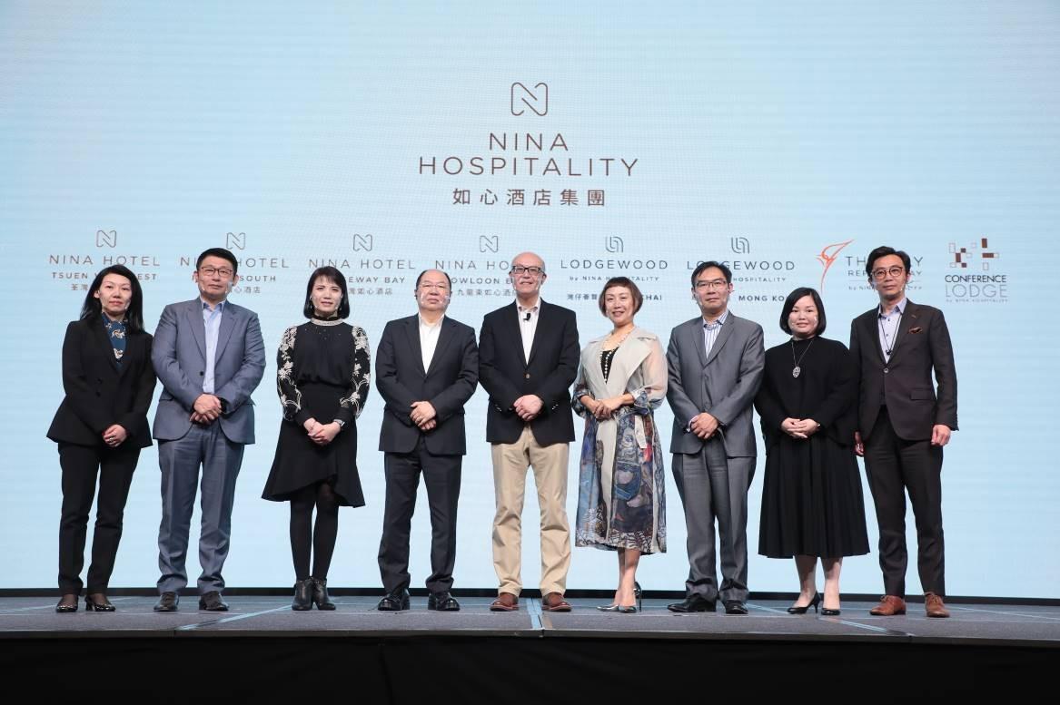 时刻·优裕 点滴·丰饶 尽在Nina Hospitality如心酒店集团