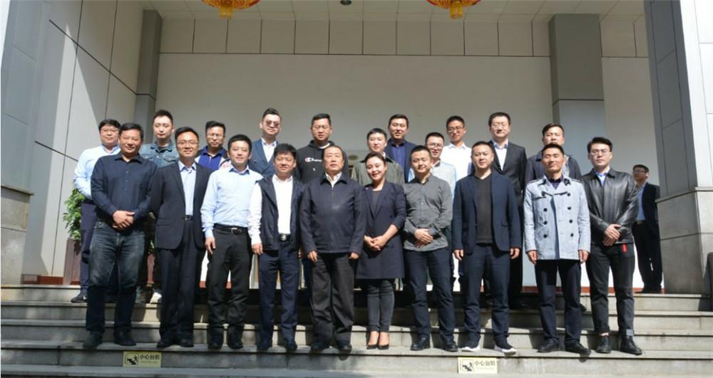 小天使集团应邀出席秦商总会青年 企业家委员会筹备工作座谈会