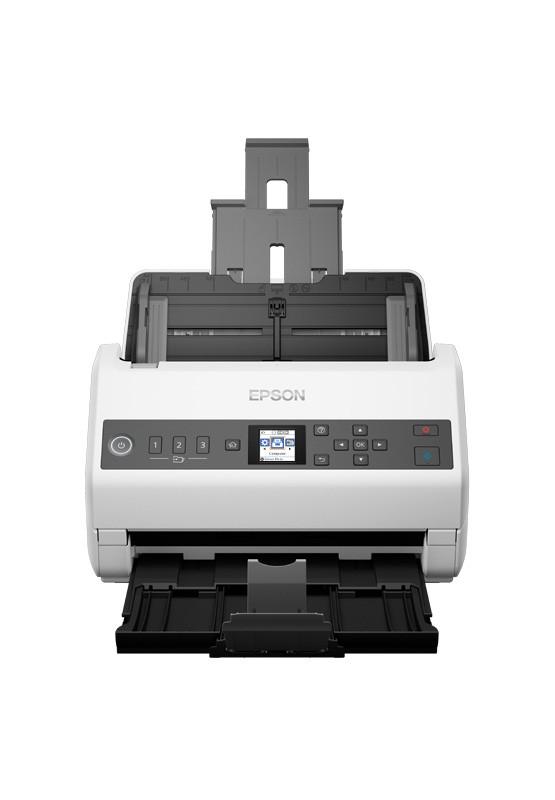 新春提效第一步 从爱普生DS-730N扫描仪开始