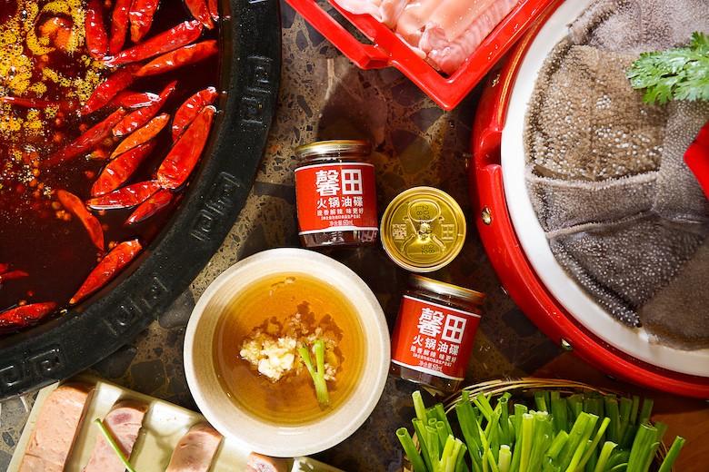 食以安为先,馨田火锅油碟促产品品质突破