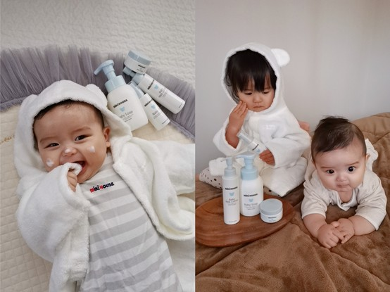 春季多敏,宝宝皮肤需要正确的用心呵护!