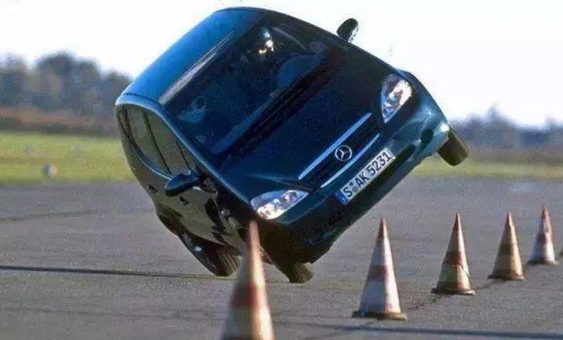 SUV車型的操控極限有多強?看看多款車型的麋鹿測試成績