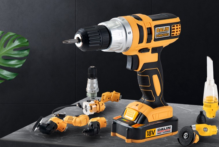 DIY-达人电动工具