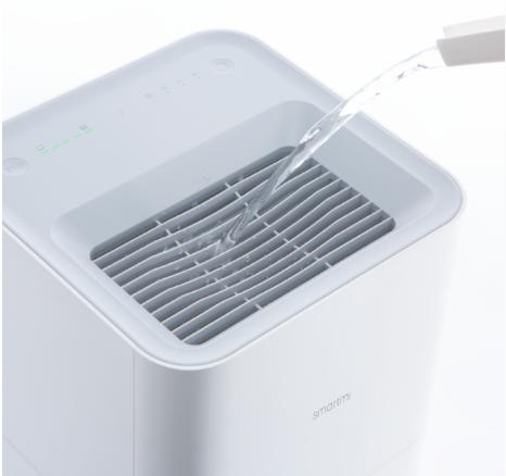 智米纯净型加湿器,健康安全无水雾,自然加湿更健康