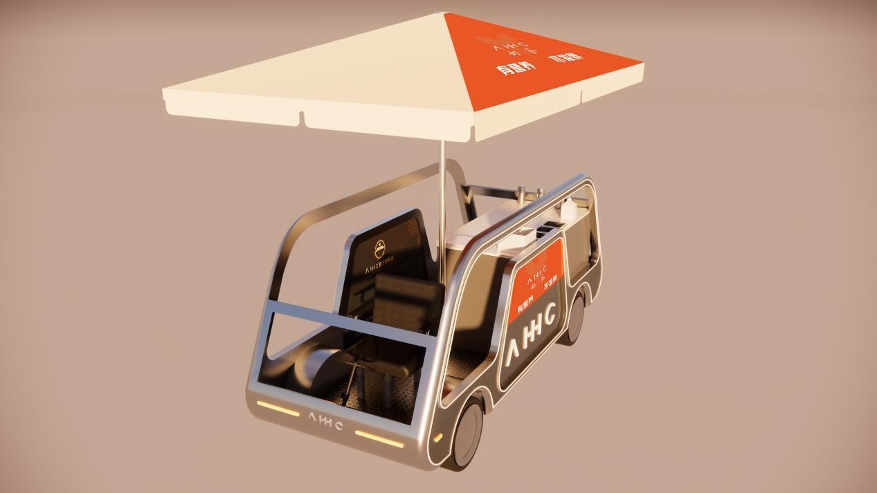 【创新致富】,阿贵科技AHHC移动奶茶车即将上线!